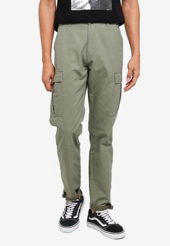 SPARROW GREEN green Denzel Climber's Pants B0A76AAD3E18CAGS_1