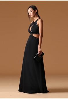 half off bcad7 e0035 Wearstatuquo black Empress Dress 31400AABBF7517GS 1