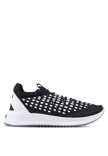 Puma black Sportstyle Prime Avid Fusefit Shoes AF144SHAA7C90BGS_1