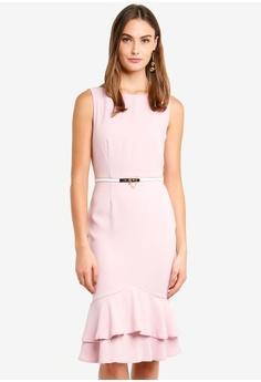 17e6d6a3ee7 Paper Dolls pink Blossom Pephem Dress 7AFF8AA7AD6AE9GS 1