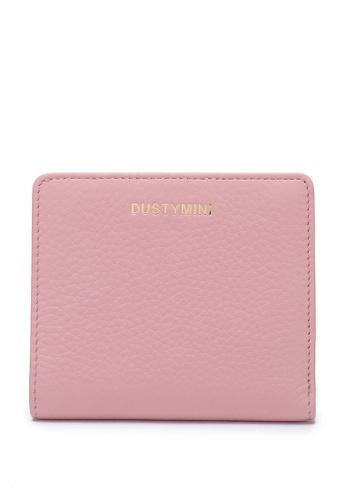 DUSTY pink Mini Wallet Femme XS 9A187AC7BA6930GS_1