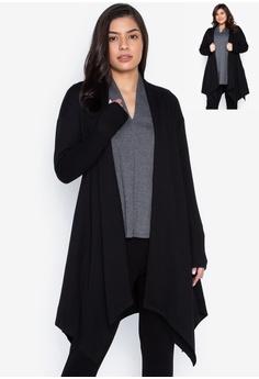 f52ba996c2b Wear Kris black Kaia Long Sleeves Cardigan 1DEF5AA7A5C661GS_1