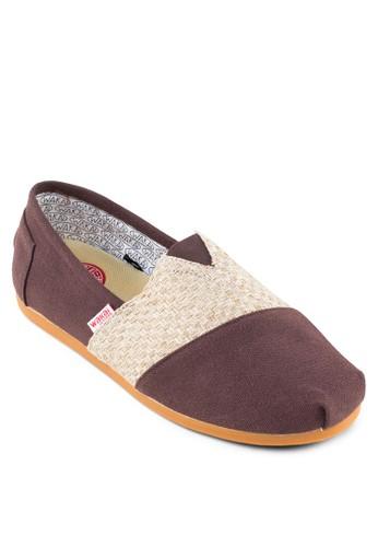Oamaru 撞色懶esprit 尖沙咀人鞋, 鞋, 懶人鞋