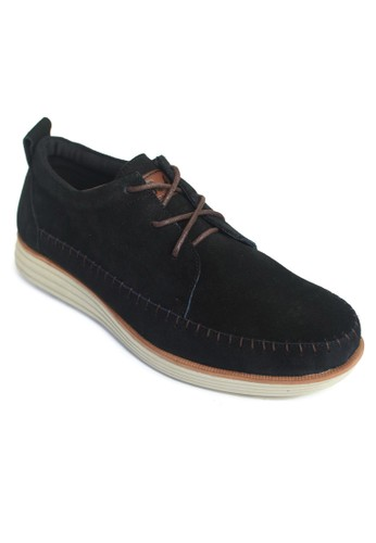 Toods Footwear brown Toods Footwear Evo - Hitam TO932SH33RNAID_1