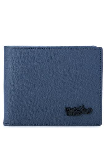 Mossimo navy Men's Wallets MO195AC0K4S0PH_1