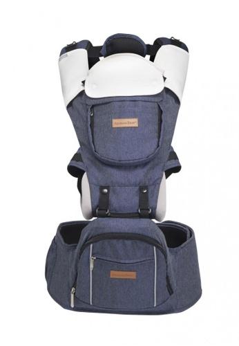 Akarana Baby blue Akarana Baby Piri Baby Hipseat Carrier (Blue Jeans) 189F7KCA9C44FAGS_1