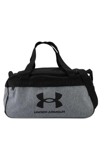 Under Armour grey UA Loudon XS Duffle Bag 1F086AC514844EGS_1