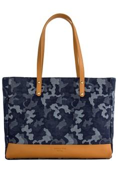 PRM Camouflage Canvas Tote Bag