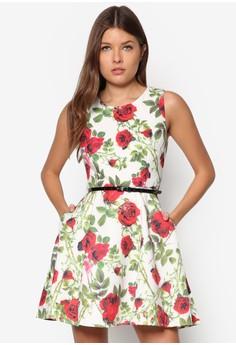 Premium Mini Fit& Flare Dress