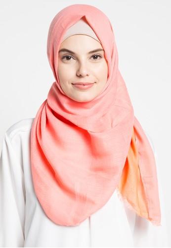 SHALIMAR orange Shalimar Pashmina 2 In 1 Style SH713AA42ASNID_1