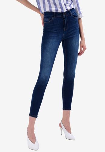 LC Waikiki blue Super Skinny Jeans FFF49AA92BAF8CGS_1