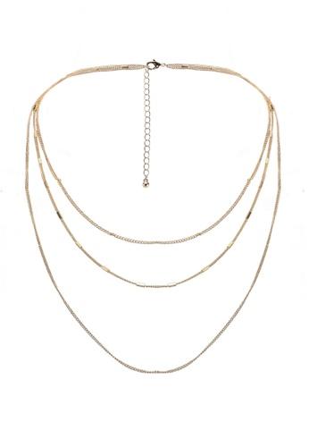 NATALIE & PEPPER gold Amelia necklace 383BFAC0C5C7A0GS_1