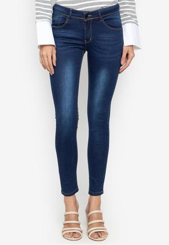 Balaynor blue Fashion Skinny Denim Jeans E0F5CAACD49B52GS_1