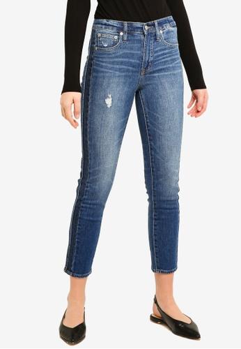 J.Crew blue Vintage Straight Jeans 02F28AA67459BBGS_1