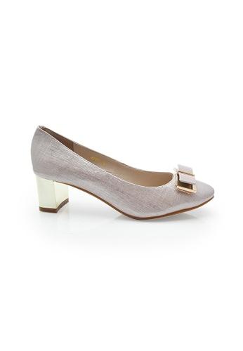 Elisa Litz pink Sago Low-Heels (Pink) EL365SH10ZHTSG_1