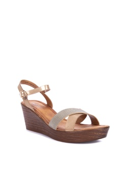 e7a244ae0dde6 Unlisted Macreen Ankle Strap Wedge Sandals Php 1