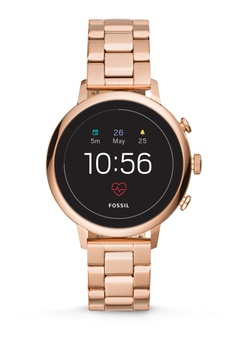 Fossil gold Venture Smartwatch FTW6018 C5C77ACE807BE5GS 1 5514549546