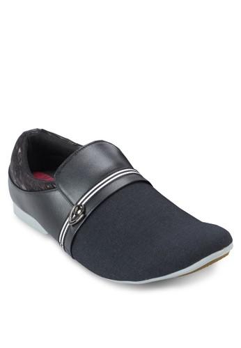 混合拼接樂福鞋, esprit 鞋鞋, 船型鞋