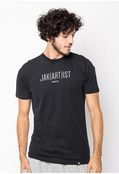 Urbain Inc Artist Black/White TShirt