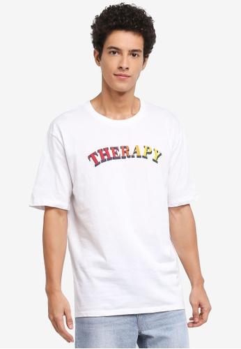 MANGO Man white Organic Cotton Message T-Shirt 5608BAA7EF5853GS_1