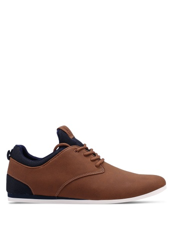 ALDO brown Preilia Sneakers 41C01SH7CEB893GS_1