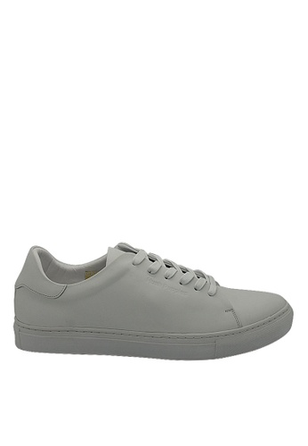 Hush Puppies white Hush Puppies Kenneth Sneaker In White ED500SH9A187A2GS_1