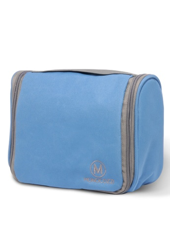 Monocozzi blue Lush Skin Care Bag MO983AC99VJKHK_1