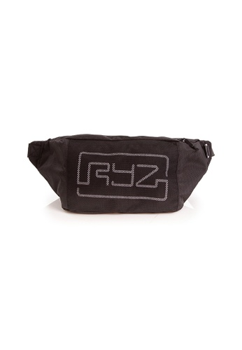 RYZ black RYZ Mobility Hip Black Bag. CF531ACDF3790DGS_1