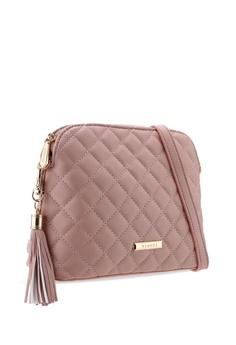 0474dd567c4 VINCCI Faux Leather Elegant Crossbody Bag RM 99.00. Sizes One Size