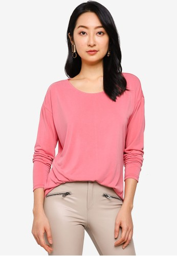 ONLY pink Free Elcos Top 809F0AAFBAAF23GS_1