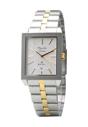 Alexandre Christie silver Alexandre Christie 1020 Jam Tangan Wanita Stainless Steel Silver Gold 625D7ACB233331GS_1