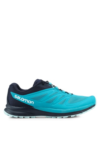 Salomon blue Sense Pro 2 W Shoes 87C0FSHDC1C7DFGS_1