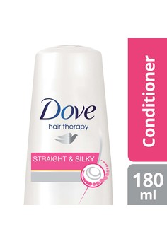 Hair Conditioner Straight & Silky 180ML