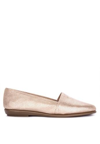 Aerosoles gold Mssoftee Loafers Flats 0777CSH30E2AEDGS_1