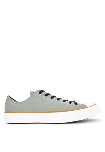 Converse green Chuck Taylor Collegiate Colors Sneakers CD176SHD6F3565GS_1
