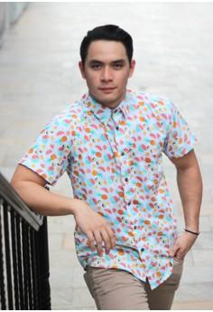 Hawaiian Punch Short Sleeve Shirt
