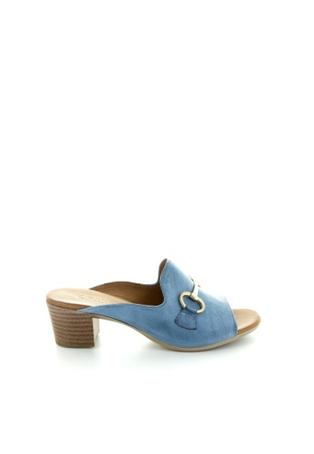 Le Sansa 藍色 LeSansa Luna Denim E7046SH5A4B621GS_1