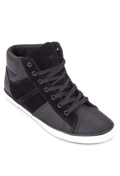 Noah High-Cut Sneakers