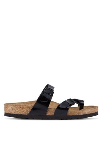Birkenstock black Mayari Sandals BI090SH55JQYMY_1