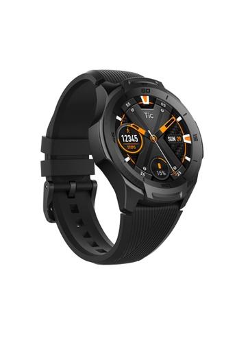 TicWatch black TicWatch S2 Smartwatch - Midnight C8A72HLCD1F189GS_1