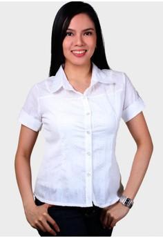 Althea Fashionable Ladies Work Shirts/Formal Shirt