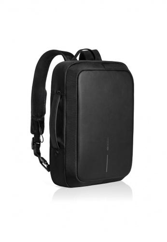 Bobby by XD Design black Bobby Bizz Anti-Theft Backpack - Black ECE00AC9CFB34CGS_1
