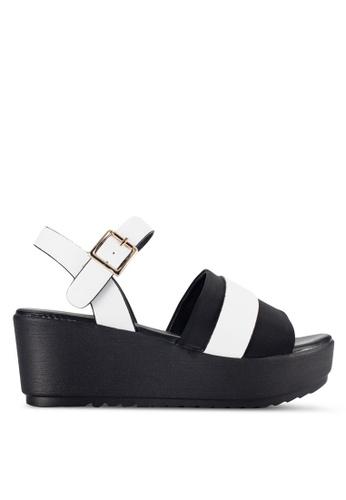 Bata white Bata Women Wedge Sandals BA156SH11ADOMY_1