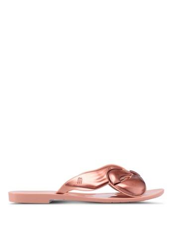 4b1f011ae Melissa brown Melissa Harmonic Maxi Bow Ad Sandals 8D68DSH0DA77DAGS 1