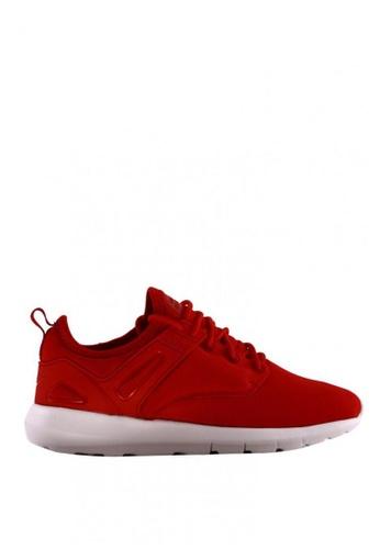 World Balance red Flex Motion MS Sneakers 425F5SH6A246D6GS_1