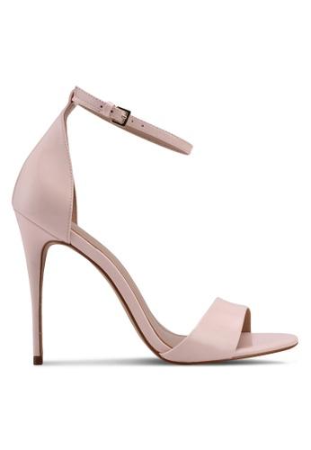 Carvela KG pink Glimmer Heels 3BF1FSHD308F25GS_1