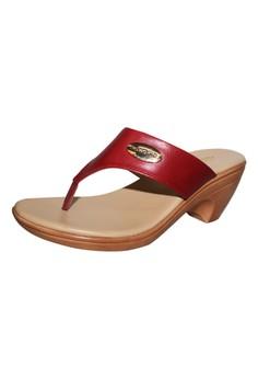 Camino Strap Heeled Sandals