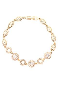 Tiffany Cubic Zircon Bracelet