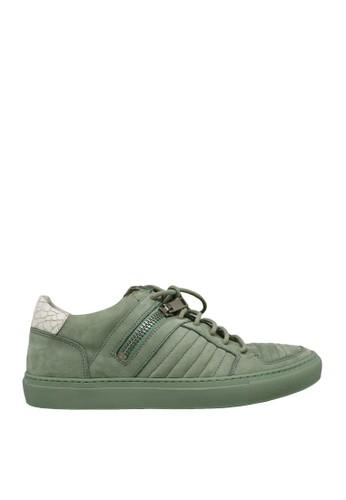 Antony Morato green Sneaker Low 45C27SH0E7E406GS_1
