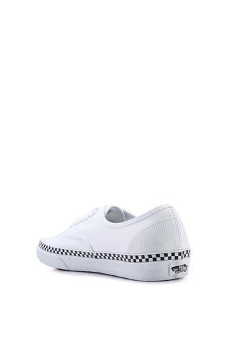a73d57fbd1aef8 Buy VANS Authentic Check Foxing Sneakers
